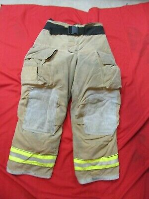 Mfg. 2013 Globe Gxtreme 36 X 30 Firefighter Turnout Bunker Pants Fire Rescue