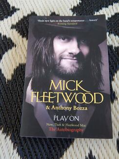 Mick Fleetwood 'Play On' biography with Anthony Bozza