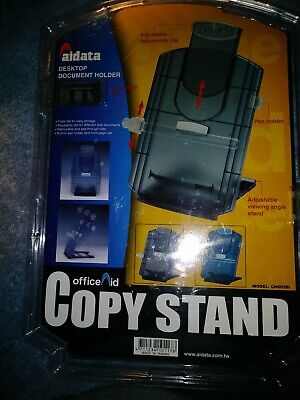 Aidata Desktop Document Holder Copy Stand Ch002bi