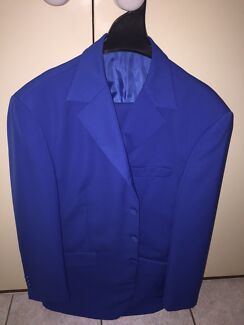 Men's Suit Jacket and Pants ('Night at the Roxbury' style)