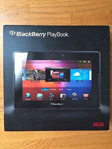 16G Blackberry PlayBook