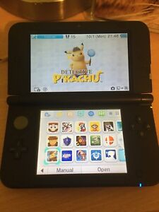 Modded Nintendo 3ds xl