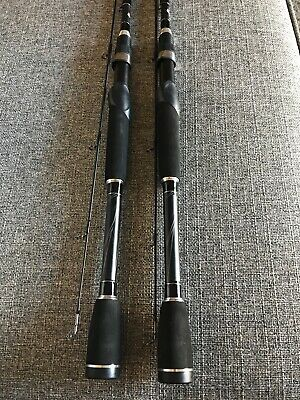 (Set Of 2) Abu Garcia SILVER MAX 6'6