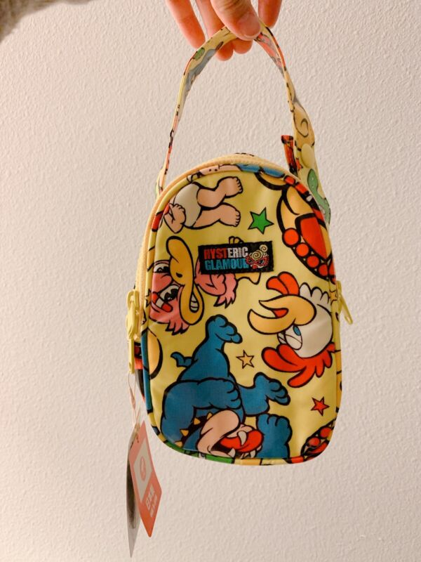 Hysteric Glamour Mini - Brand New Insulated Baby Bottle Bag