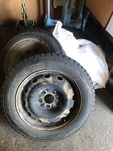 pneu d'hiver 260$