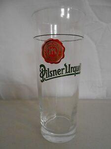 NEW PILSNER URQUELL CZECH SWIRL DESIGN 20-22 OZ BEER GLASS BAR