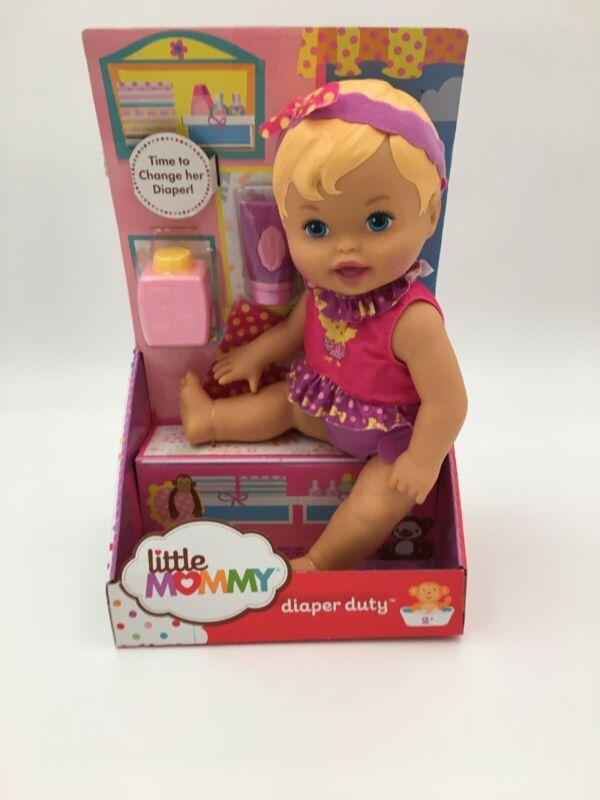 Little Mommy Diaper Duty Doll NEW