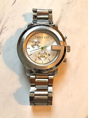 Gucci Mens Watch - Authentic Perfect Condition