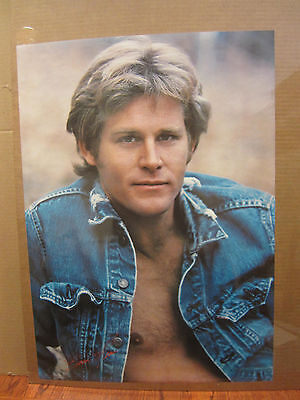 over the hill 1981 Brian Kerwin poster actor  4187