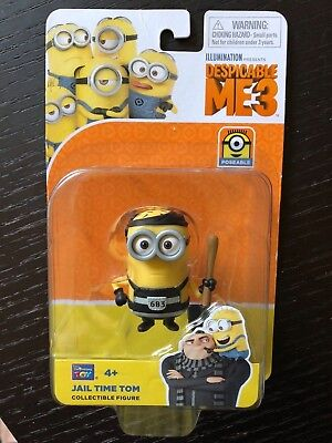 Jail Time Tom Minion from Despicable Me Minions - Minion From Despicable Me