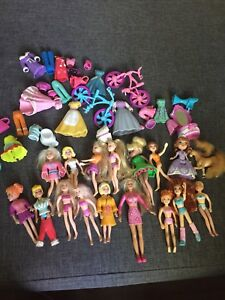 Polly Pockets, Clothes and Accessories
