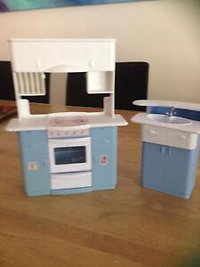 BARBIE stove and sink Redlynch Cairns City Preview