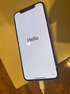 iPhone X great condition