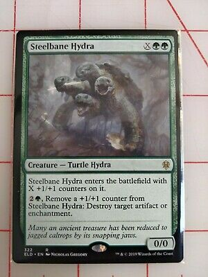 Steelbane Hydra - Throne of Eldraine - NM - MTG - Rare - x1