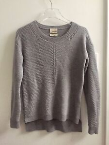 Aritzia Wilfred Free Wool Sweater XXS