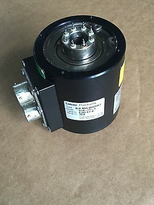 Lebow Products Slip Ring Assembly 6118-111-8 8 Channel 8000 Rpm