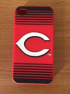 Cincinnati Reds IPhone 4s case