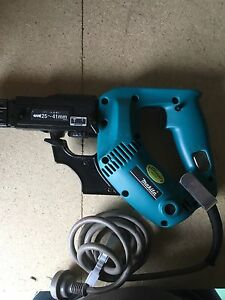 Makita 6836 collated screw gun Campbellfield Hume Area Preview
