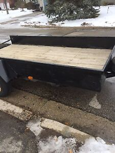 Cargo, utility, landscaping, toy hauler trailer 3500 lb axle!