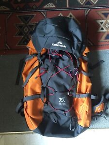 Kathmandu xseries incite backpack Deans Marsh Surf Coast Preview