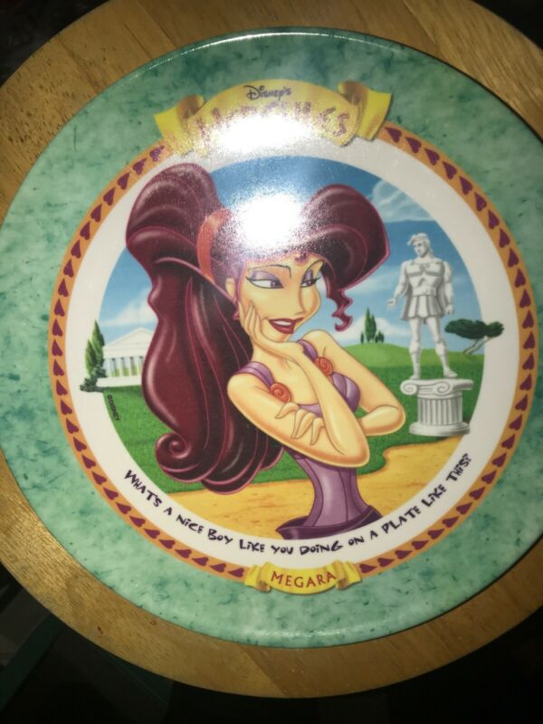 Mcdonalds Hercules Plate
