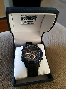 Casio Edifice Red Bull watch limited edition Bayview Heights Cairns City Preview