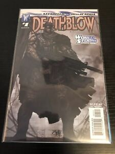 Deathblow #1 Stephen Platt Variant Wildstorm Comics Brian Azzarello