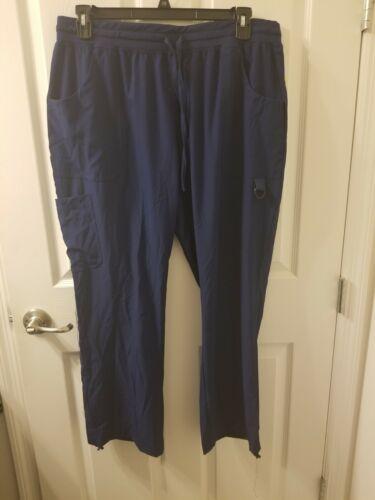 Women s 2XL Petite GT Performance Navy Blue Scrub Pants - $15.00