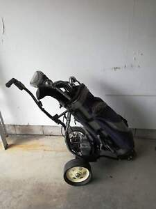 Golf cart with battery #352 2575