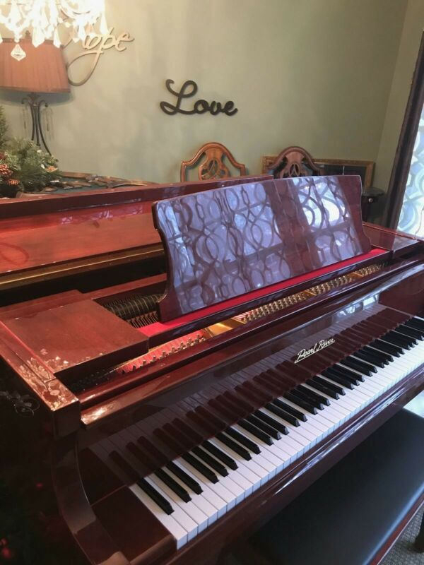 Pearl River baby Grand Piano