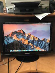 """24"""" LCD Samsung monitor"""