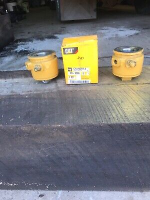 Construction Equipment Parts- 2 Brake Cylinders For Cat446d Back Hoe 500 Each