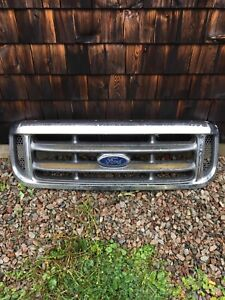 1999-2004 Ford Superduty Grill