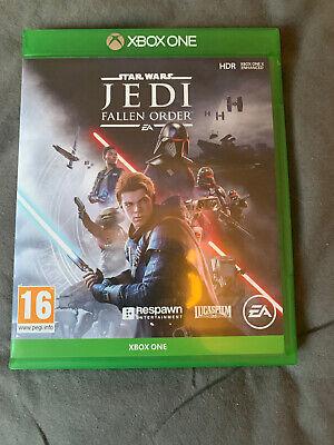 Star Wars JEDI: Fallen Order (Microsoft Xbox One, 2019)