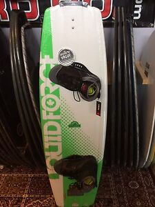 Wakeboard Liquid Force Classic 142 Package