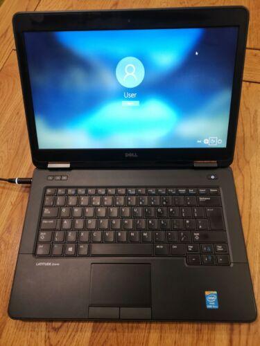 "Laptop Windows - Dell Latitude E5440, 14"" laptop, needs new battery. Windows 10"
