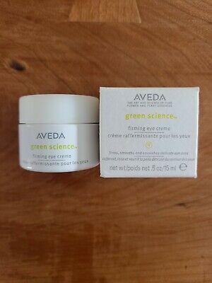 Aveda Green Science Firming Eye Cream