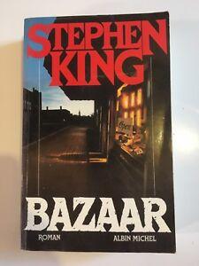 Roman de Stephen King; Bazaar