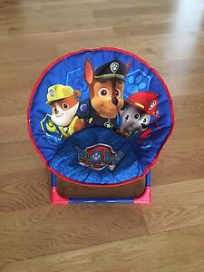 Paw Patrol Moon Chair Safety Bay Rockingham Area Preview