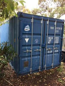 Ex storage sea container Gooseberry Hill Kalamunda Area Preview