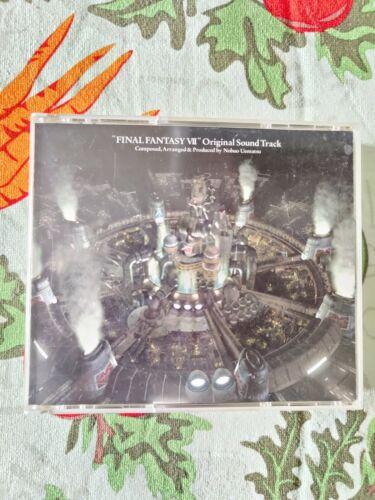 Squaresoft DigiCube Final Fantasy VII Original Sound Track, SSCX-10004