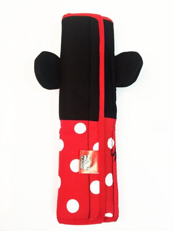 Magnificent Minnie Mouse Disney Car Accessory Red 2 Pieces Seat Belt Spiritservingveterans Wood Chair Design Ideas Spiritservingveteransorg
