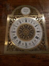 Tempus Fugit Grandfather Clock Dial