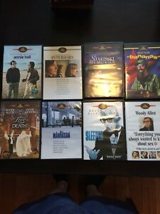 Dvd coffret collection Woody Allen