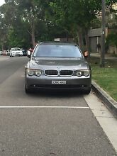 2003 BMW 735i Chatswood Willoughby Area Preview