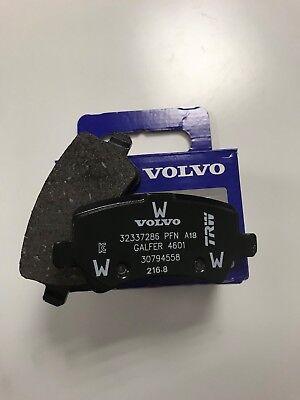 Volvo Genuine Rear Brake Pads S60 V60 *SOLID*    31317482