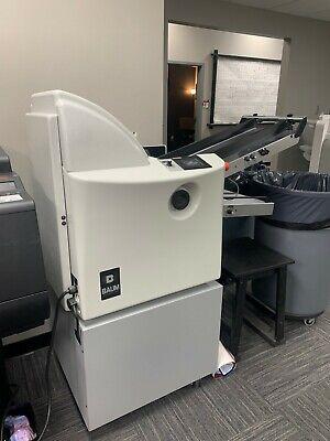 Baum 714xa Autofold Air-feed Table Top Folder Fold Paper