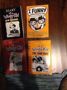Diary of a whimsy kid books and I funny book