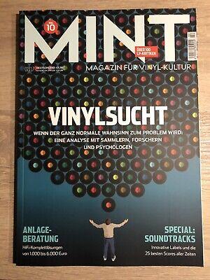 Mint - Magazin für Vinyl-Kultur Ausgabe 02/2017 Schwerpunkt Vinylsucht