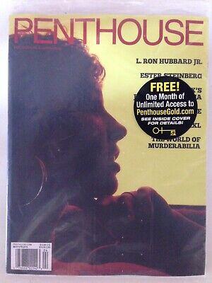 Penthouse Magazine March-April 2019 Brand New